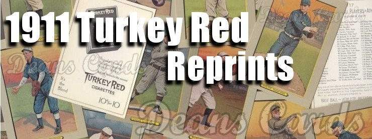 1911 T3 Turkey Red Reprints