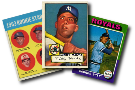 Baseball Cards Topps Vintage Singles Sets Star Cards
