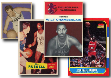 Basketball Card Complete Sets