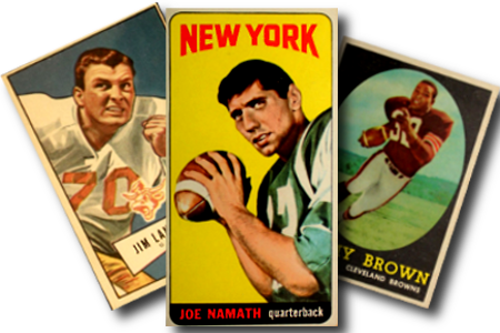 Buy & Sell Football Cards at Dean's Cards
