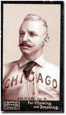 1895 N300 Mayo's Cut Plug Baseball Cards