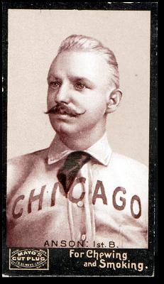 1895 Mayo's Cut Plug Baseball Cards (N300)