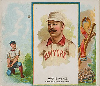 1888 N43 Allen & Ginter Baseball Cards