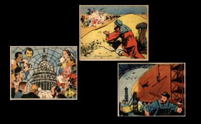 1939 Gumakers of America True Spy Stories
