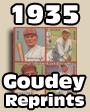 1935 Goudey Baseball