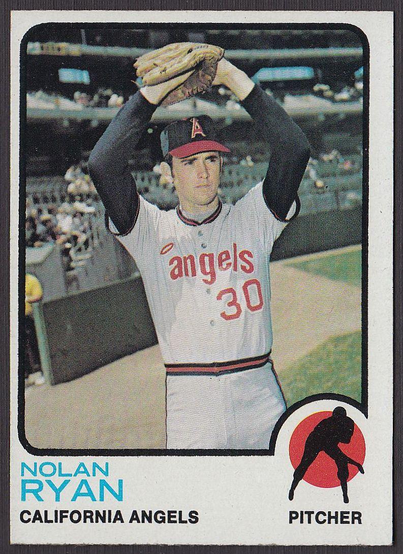 1973 Topps     Baseball Complete Set