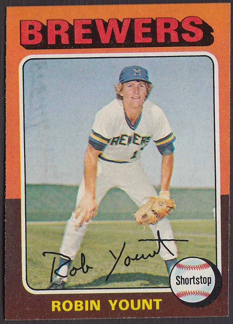 1975 Topps     Baseball Complete Set
