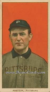 1909 T206 Reprints #4  Bill Abstein