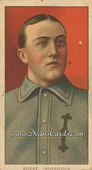 1909 T206 Reprints #63  Jimmy Burke