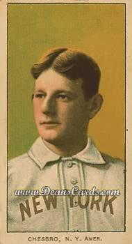 1909 T206 Reprints #87   Jack Chesbro