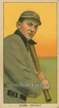 1909 T206 Reprints #96   Ty Cobb