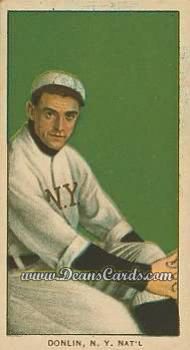 # 131 Mike Donlin Seated - T206 REPRINT
