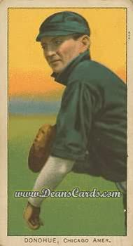 1909 T206 Reprints #133   Jiggs Donohue