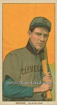 # 190 Wilbur Goode (Good) - T206 REPRINT
