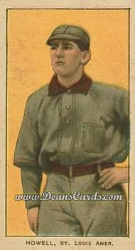 # 222 Harry Howell Hand at Waist - T206 REPRINT