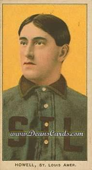 # 223 Harry Howell Portrait - T206 REPRINT