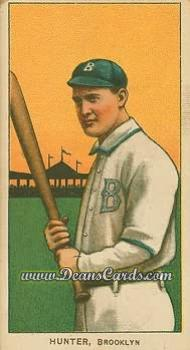# 228 George Hunter - T206 REPRINT