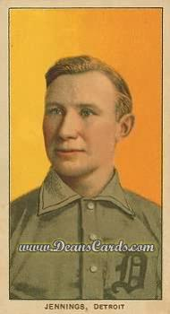 1909 T206 Reprints #234   Hughie Jennings