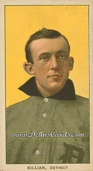 1909 T206 Reprints #252   Ed Killian
