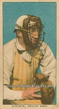 1909 T206 Reprints #255   Red Kleinow
