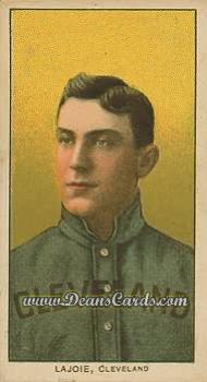 1909 T206 Reprints #269   Nap Lajoie