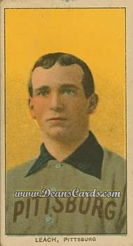 # 280 Tommy Leach Portrait - T206 REPRINT