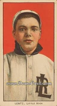 # 284 Harry Lentz (Sentz) - T206 REPRINT