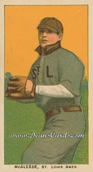 1909 T206 Reprints #311   John McAleese