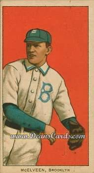# 315 Pryor McElveen - T206 REPRINT