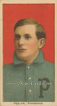 1909 T206 Reprints #391   Jimmy Phelan