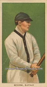 1909 T206 Reprints #423   Larry Schlafly