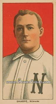 # 438 Bud Sharpe - T206 REPRINT