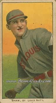 1909 T206 Reprints #441   Al Shaw