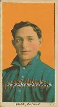 1909 T206 Reprints #457   Bob Spade