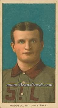 1909 T206 Reprints #495   Rube Waddell