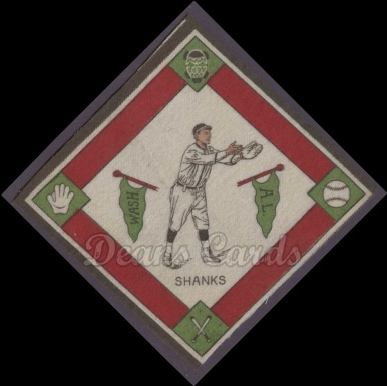 # 46 Howard Shanks - 1914 B18 Blankets