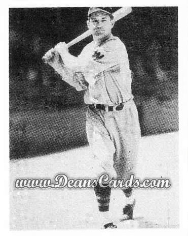 # 100 Buddy Myer - 1939 Play Ball REPRINTS