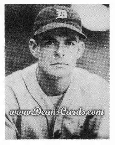 # 104 Tom Bridges - 1939 Play Ball REPRINTS