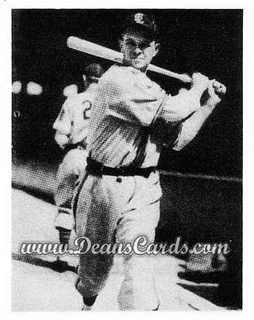 # 109 Myril Hoag - 1939 Play Ball REPRINTS