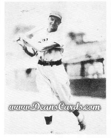 # 112 Paul Waner - 1939 Play Ball REPRINTS
