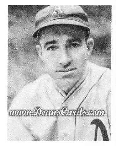 # 118 Lynn Nelson - 1939 Play Ball REPRINTS