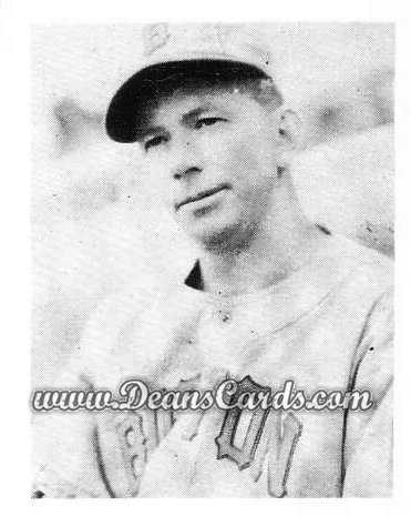 # 121 Bill Posedel RK - 1939 Play Ball REPRINTS