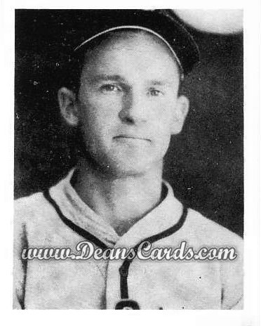 1939 Play Ball Reprints #122   George McQuinn