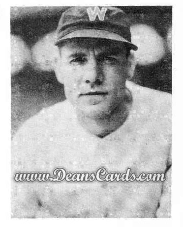 # 137 Pete Appleton - 1939 Play Ball REPRINTS