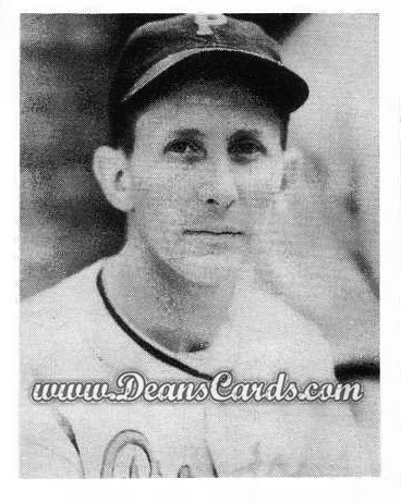 # 156 Ray Berres RK - 1939 Play Ball REPRINTS