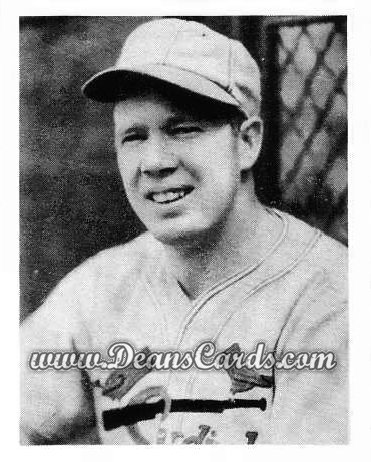 1939 Play Ball Reprints #157   Don Padgett
