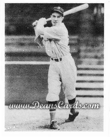 # 16 John Peacock RK - 1939 Play Ball REPRINTS