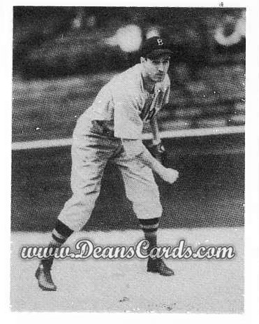 1939 Play Ball Reprints #17   Emerson Dickman
