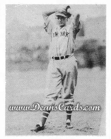 # 24 Richard Coffman - 1939 Play Ball REPRINTS