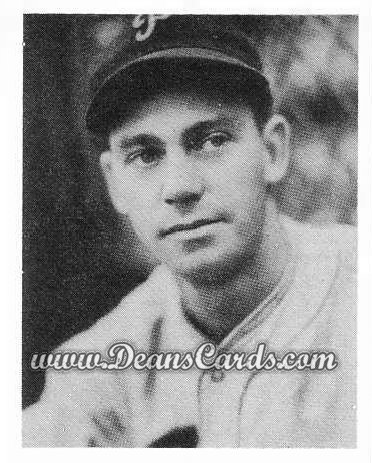 1939 Play Ball Reprints #33   Del Young
